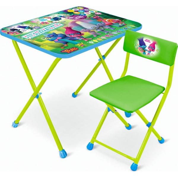 Набор детской мебели - Тролли