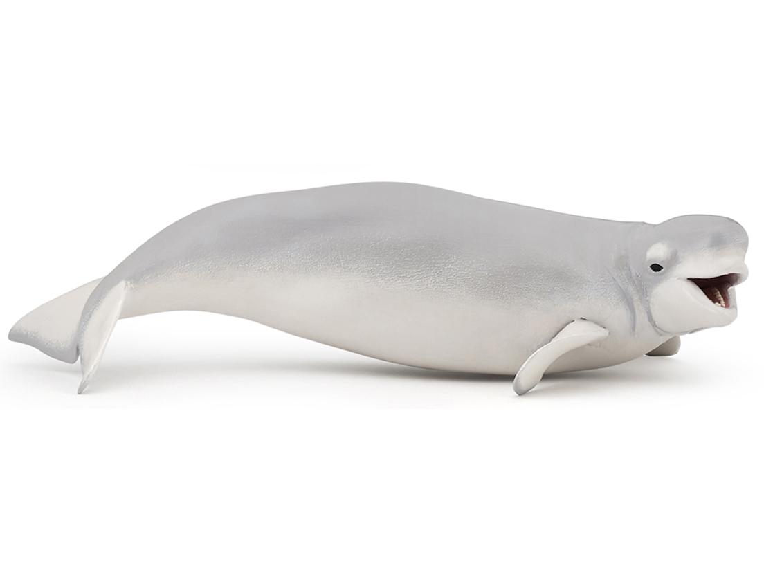 Фигурка - БелухаМорской мир (Sea life)<br>Фигурка - Белуха<br>
