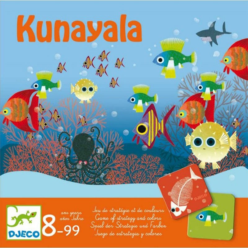 картинка Настольная игра - Куна Яла от магазина Bebikam.ru