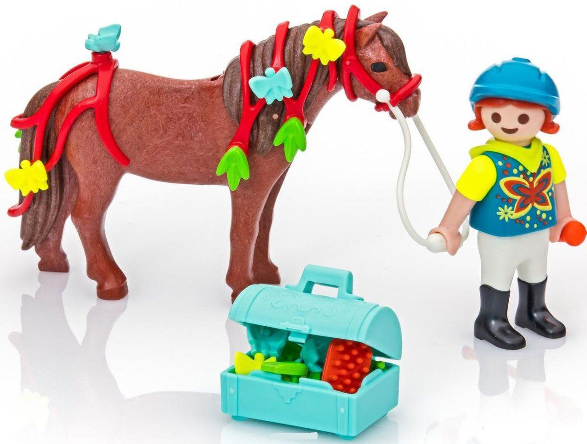 Ферма Пони: Конюх с Пони БабочкаКонный клуб<br>Ферма Пони: Конюх с Пони Бабочка<br>