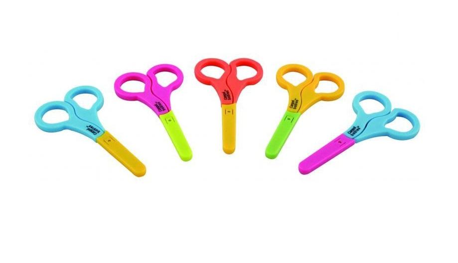 Ножницы детские с крышкой, 2/809предметы гигиены<br>Ножницы детские с крышкой, 2/809<br>