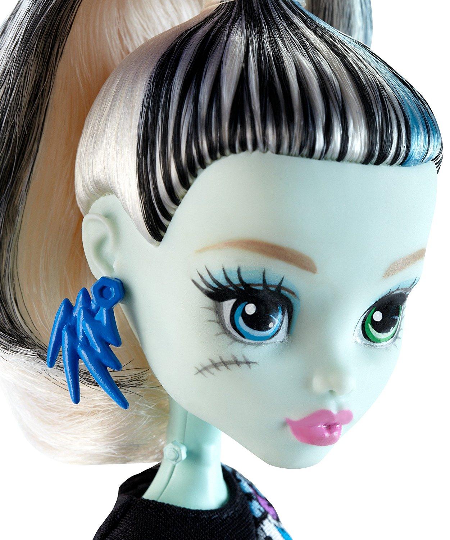 фото куклы монстер хай фрэнки штейн миф