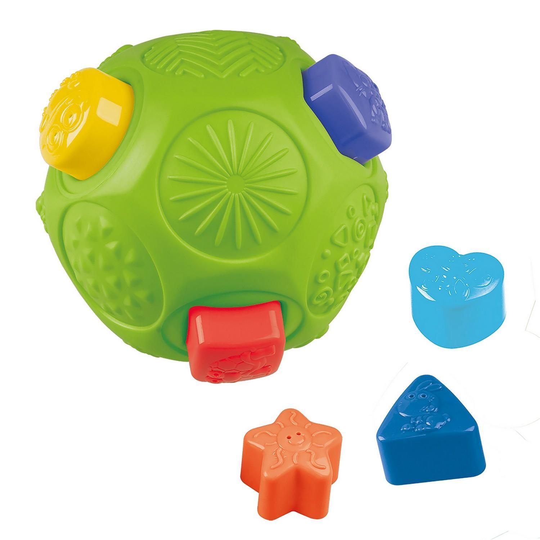 Купить Развивающая игрушка Мяч-сортер, PlayGo