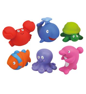 Морские обитатели, Popbo BlocsРазвивающие игрушки K-Magic от KS Kids<br>Морские обитатели, Popbo Blocs<br>
