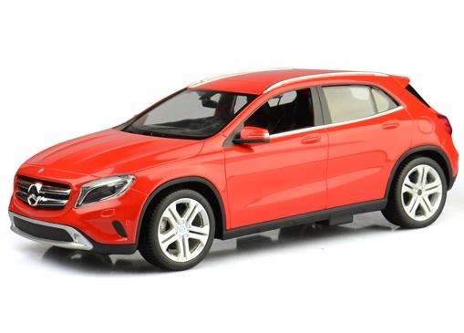 Mercedes-Benz GLA на радиоуправлении, свет, масштаб 1:14Машины на р/у<br>Mercedes-Benz GLA на радиоуправлении, свет, масштаб 1:14<br>