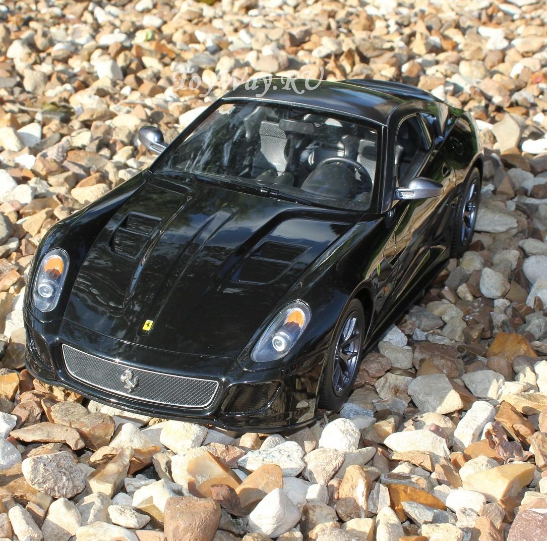 картинка Ferrari 599 GTO на радиоуправлении, масштаб 1:14 от магазина Bebikam.ru