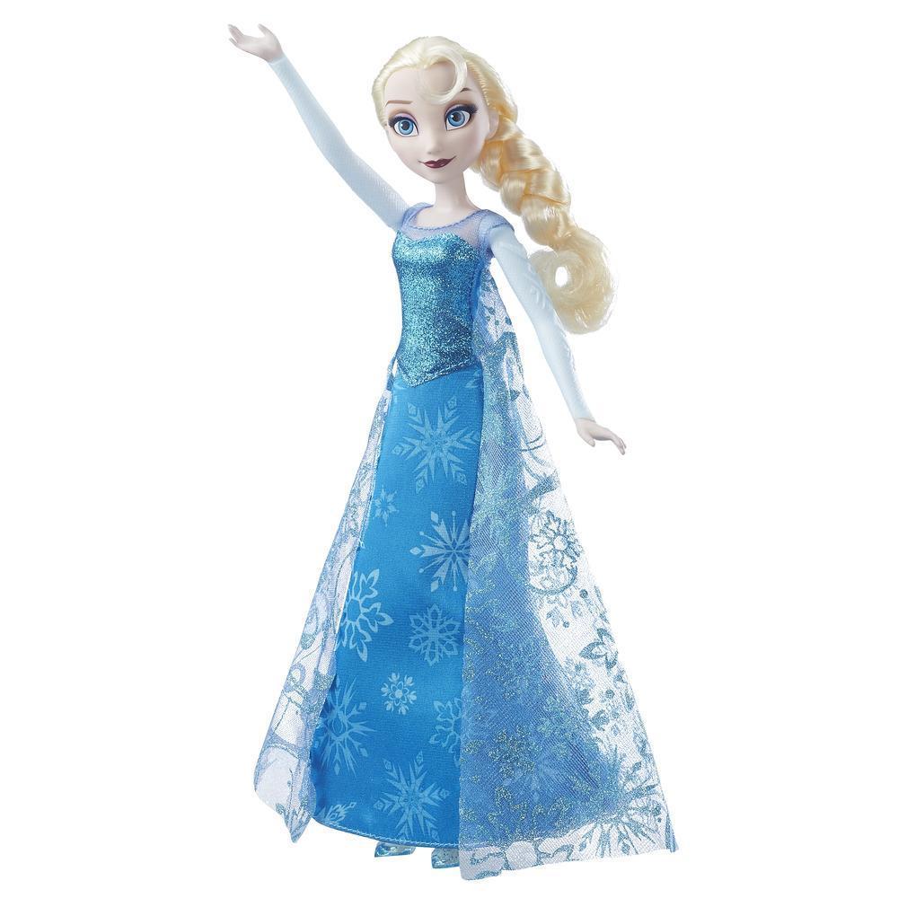 Кукла поющая Эльза Disney PrincessКуклы холодное сердце<br>Кукла поющая Эльза Disney Princess<br>
