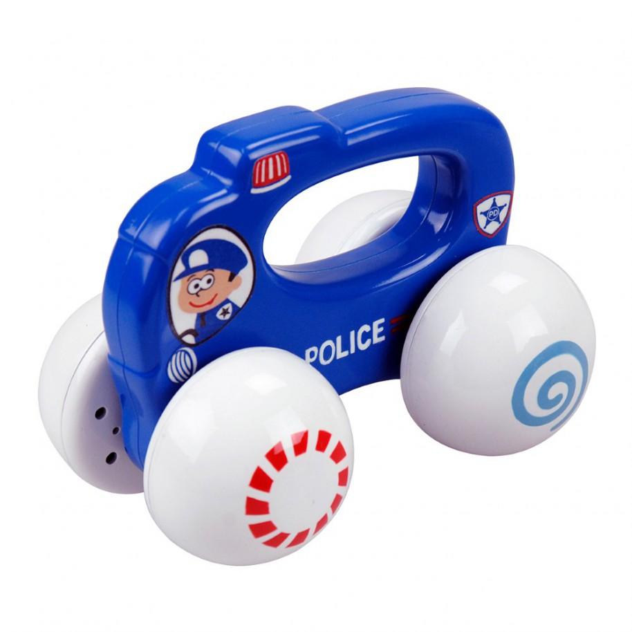 Развивающая игрушка - Полицейская машинкаМашинки для малышей<br>Развивающая игрушка - Полицейская машинка<br>