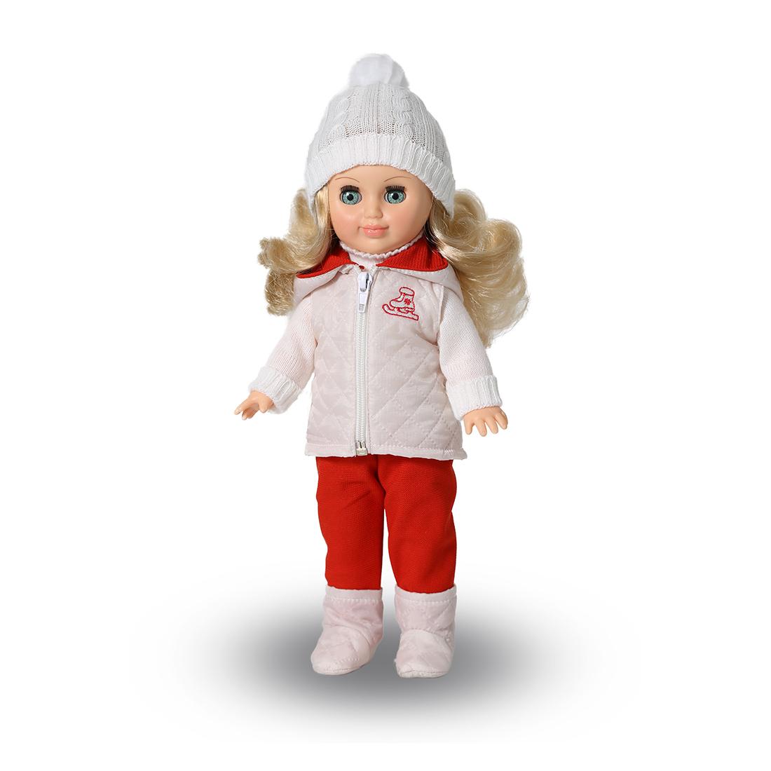 Кукла - Иринка 10, 37 смРусские куклы фабрики Весна<br>Кукла - Иринка 10, 37 см<br>