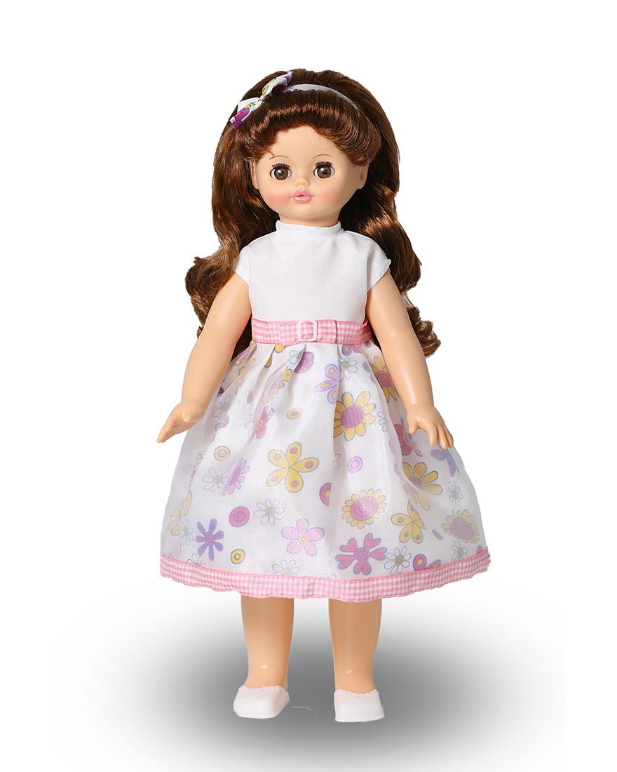 Кукла Алиса 10 озвученная, 55 смРусские куклы фабрики Весна<br>Кукла Алиса 10 озвученная, 55 см<br>