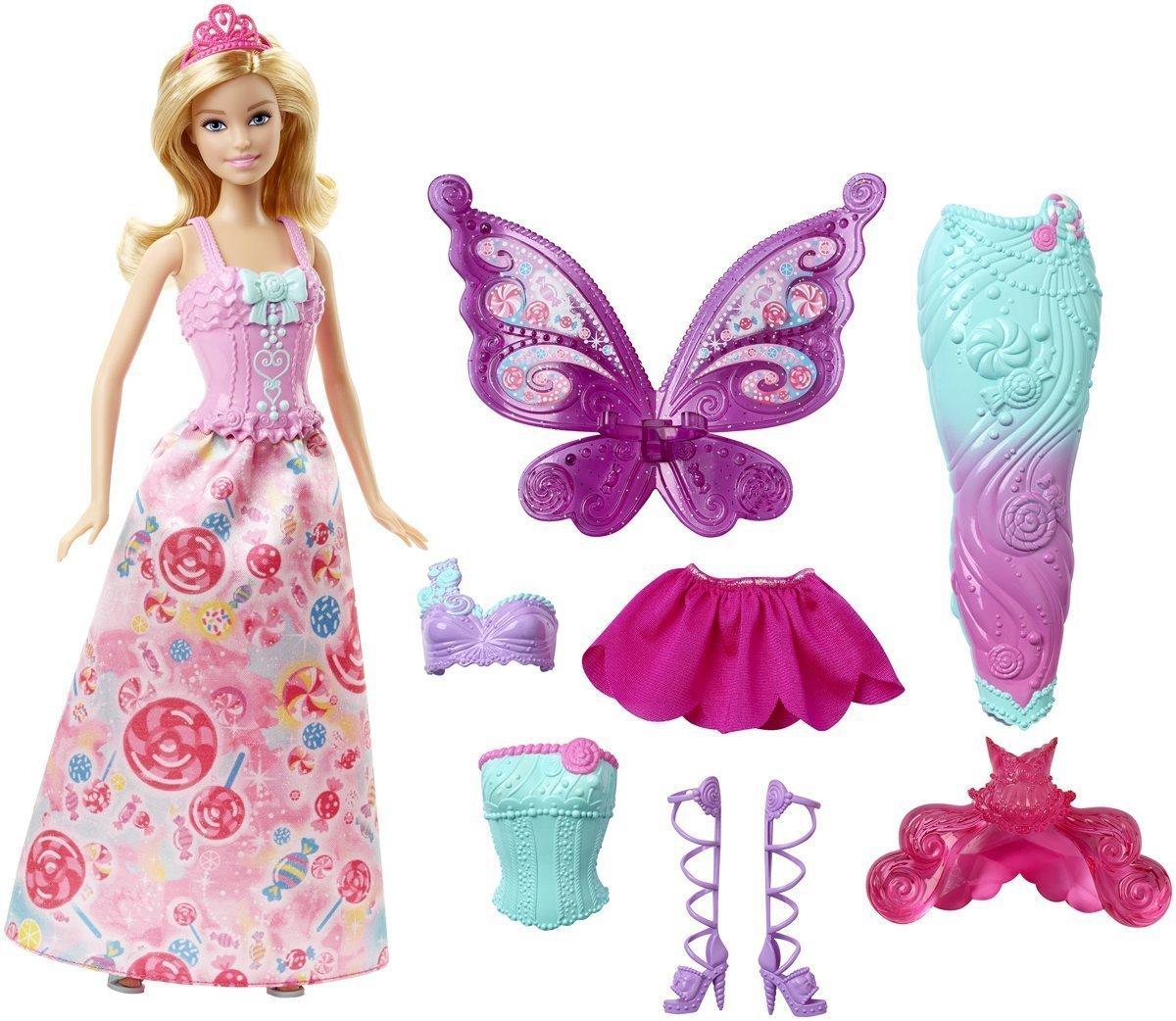 Сказочная принцесса BarbieКуклы Barbie (Барби)<br>Сказочная принцесса Barbie<br>
