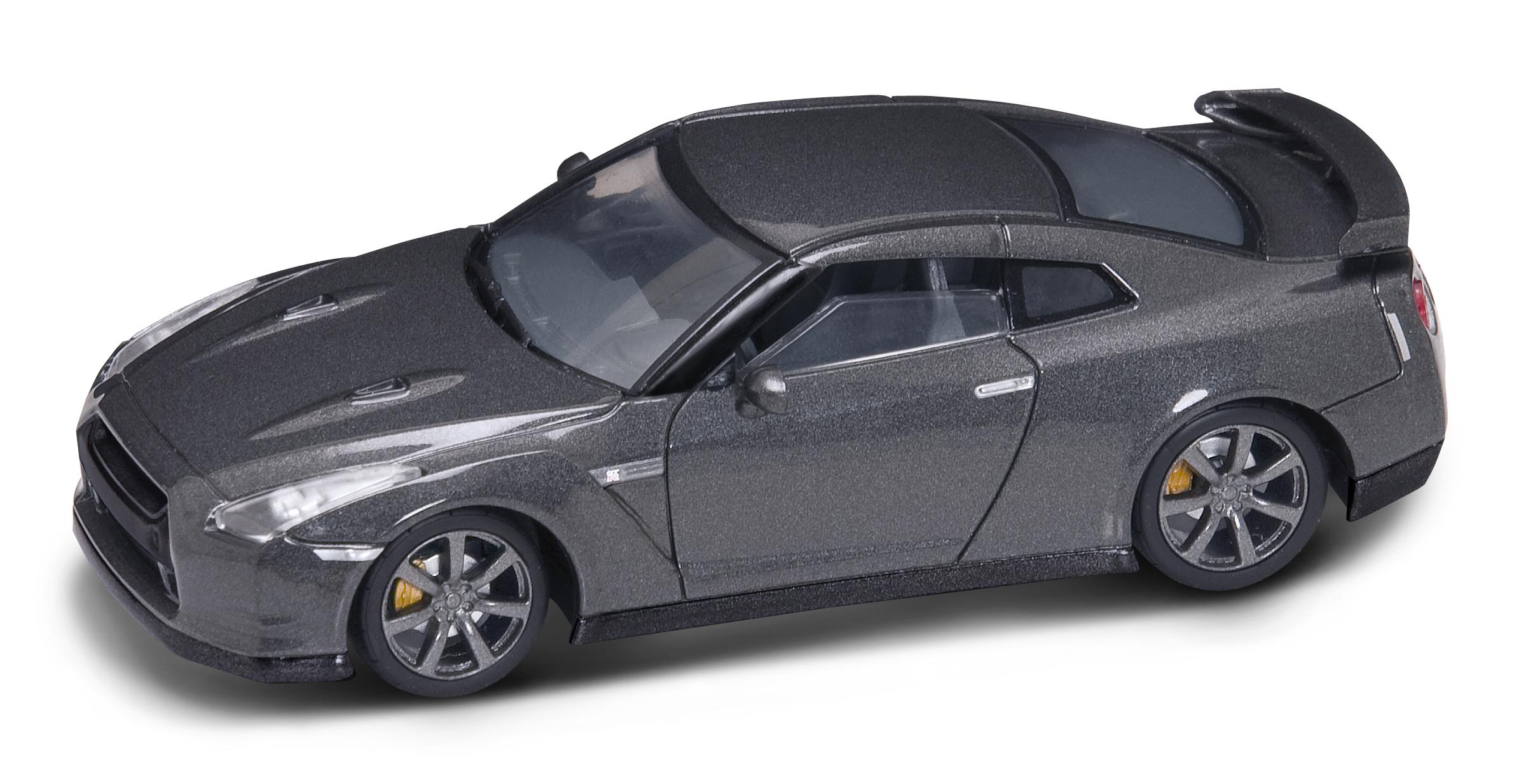 Купить Автомобиль - Ниссан GT-R, образца 2009 года, масштаб 1/43, серия Премиум, Yat Ming