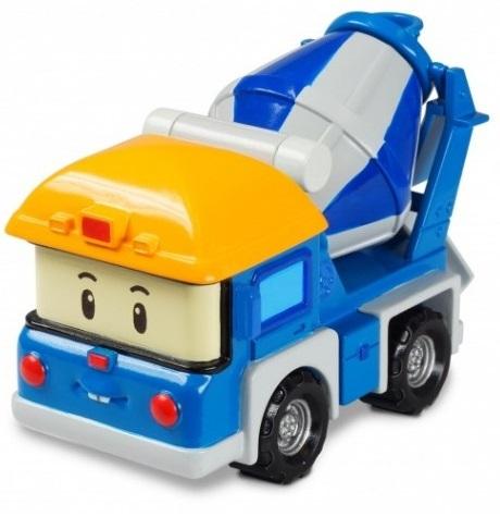 Металлическая машинка – Микки, 6 смRobocar Poli. Робокар Поли и его друзья<br>Металлическая машинка – Микки, 6 см<br>
