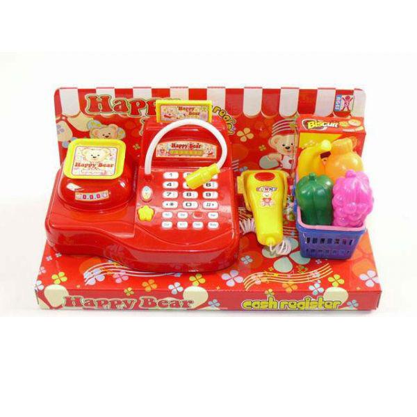 Купить Игровой набор Супермаркет Happy Bear, со звуковыми и световыми эффектами