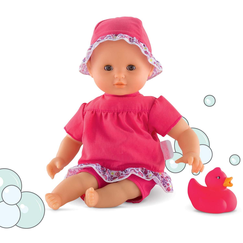 Купить Кукла Corolle Bebe Bath - Кораллы с ароматом ванили, 30 см