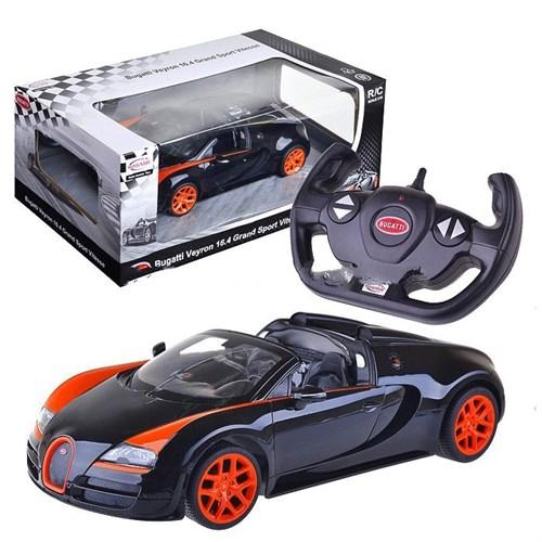 Купить Радиоуправляемая машина Bugatti Veyron Grand Sport Vitesse, Rastar