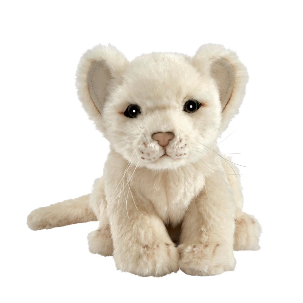 Львенок белый, 17 смДикие животные<br>Львенок белый, 17 см<br>