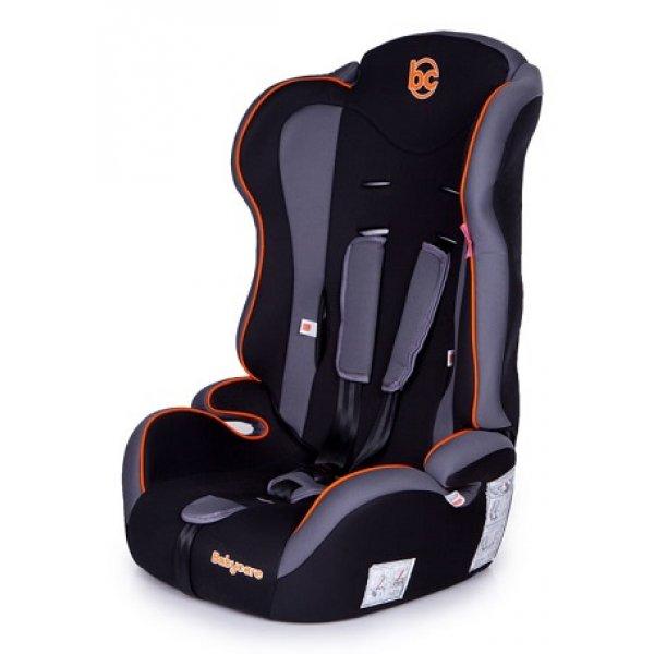 Детское автомобильное кресло – Upiter, группа 1/2/3, 9-36 кг, 1-12 лет, цвет черный/оранжевыйАвтокресла (9-45кг)<br>Детское автомобильное кресло – Upiter, группа 1/2/3, 9-36 кг, 1-12 лет, цвет черный/оранжевый<br>