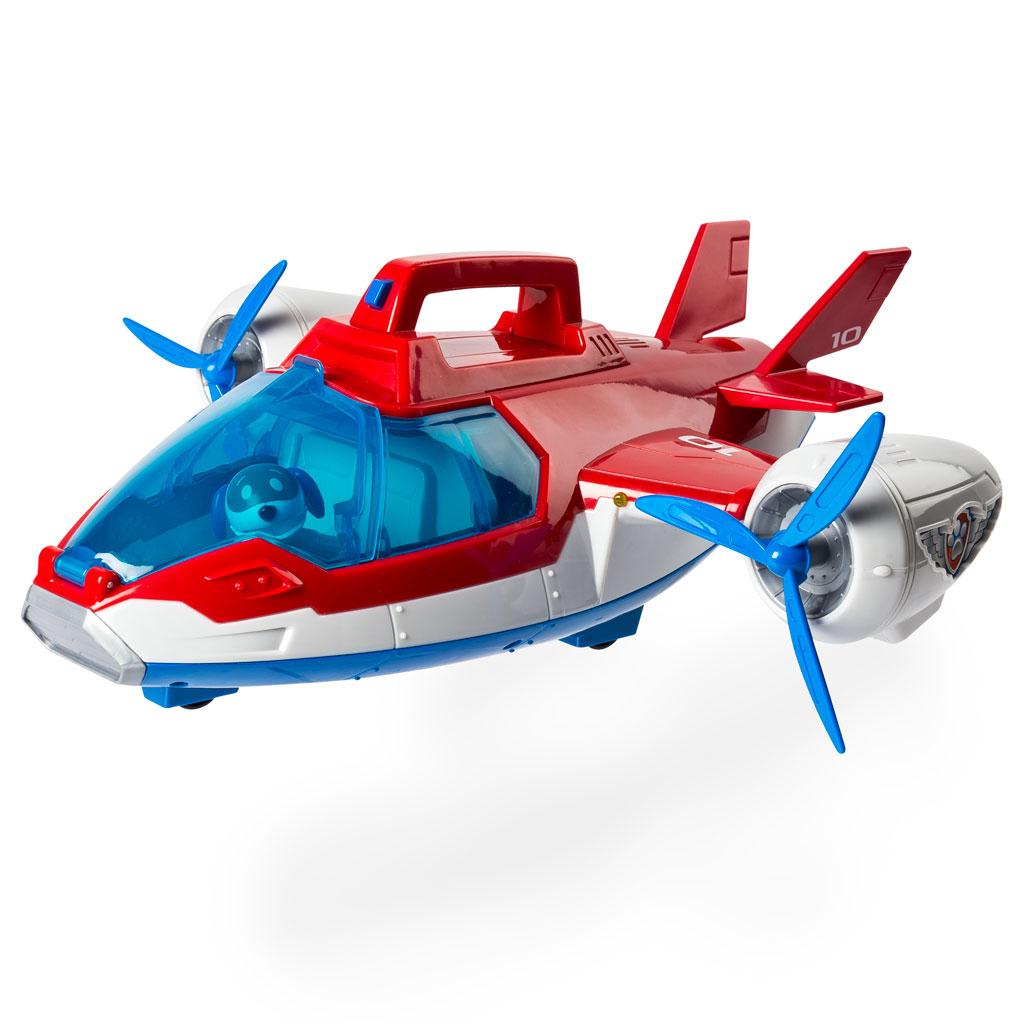Самолет спасателей - Paw Patrol со светом и звукомЩенячий патруль (Paw Patrol)<br>Самолет спасателей - Paw Patrol со светом и звуком<br>