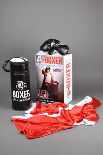 Купить Боксерский набор №2 в подарочной упаковке, Лидер