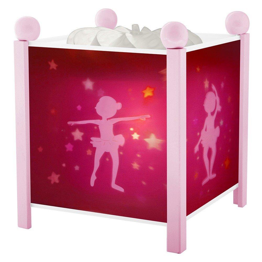 Светильник-ночник в форме куба, серия БалеринаМузыкальные ночники и проекторы<br>Светильник-ночник в форме куба, серия Балерина<br>