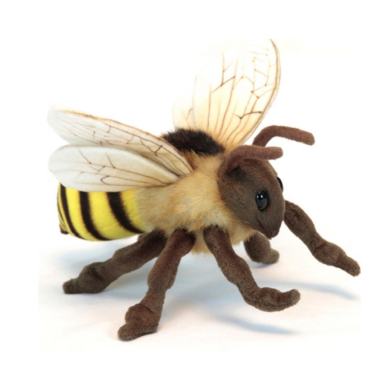Купить Мягкая игрушка – Пчелка, 22 см, Hansa