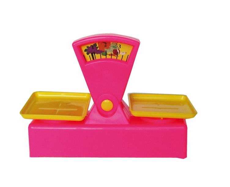 Игрушка для сюжетных игр – ВесыДетская игрушка Касса. Магазин. Супермаркет<br>Игрушка для сюжетных игр – Весы<br>
