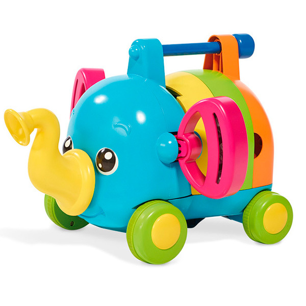 Развивающая игрушка Слоненок – оркестр - Машинки для малышей, артикул: 156670