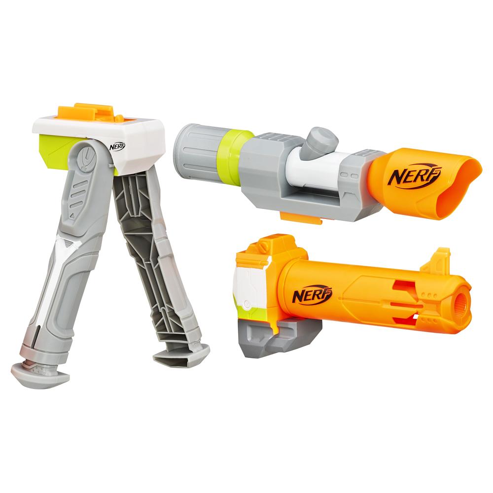Набор для бластера Нерф Модулус: Меткий стрелокБластеры NERF Hasbro<br>Набор для бластера Нерф Модулус: Меткий стрелок<br>