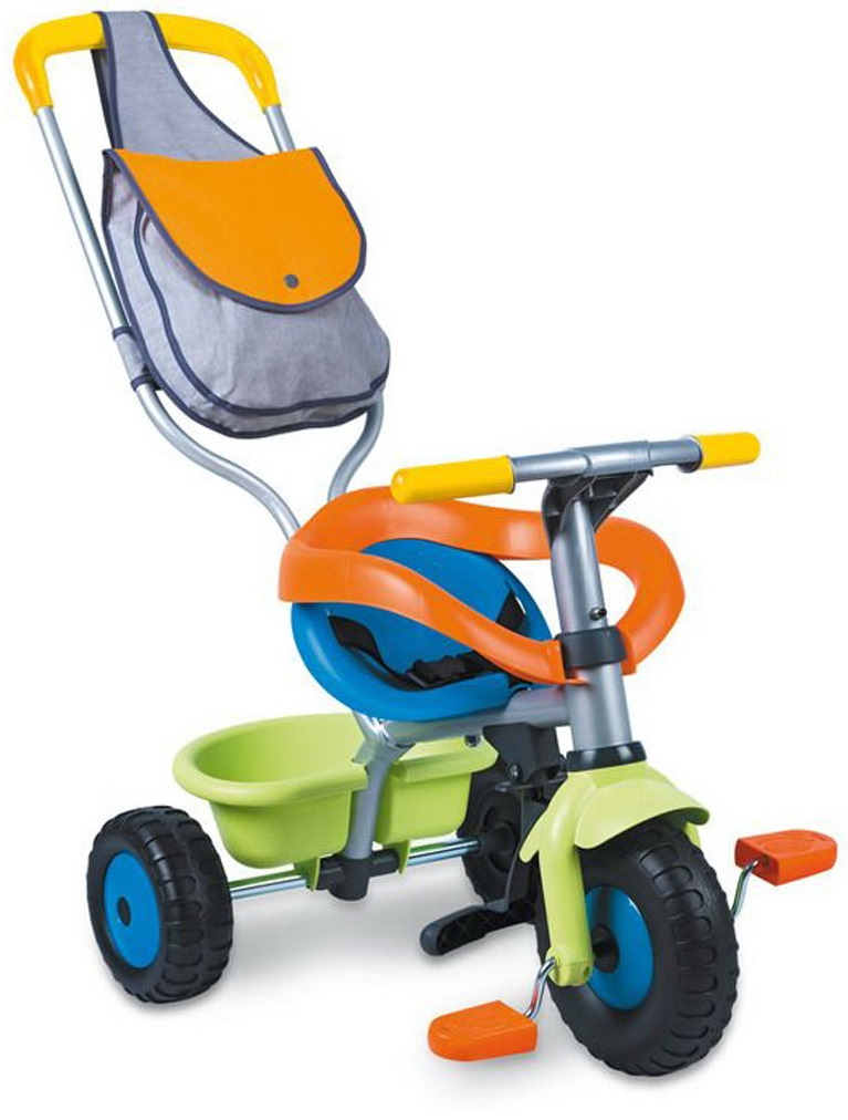 Трехколесный велосипед Be Fun Confort - Велосипеды детские, артикул: 18013