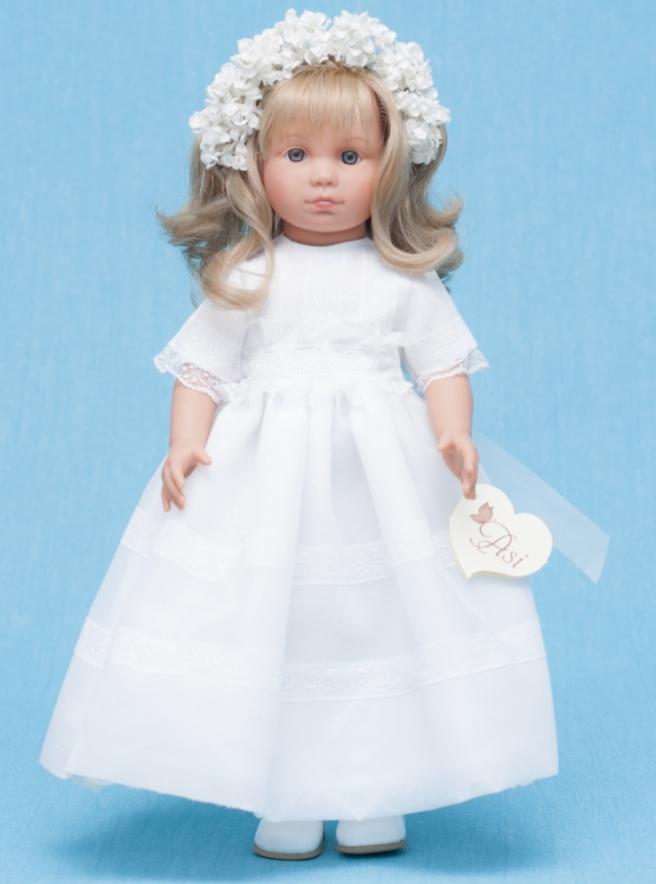 Кукла – Нелли, 43 смКуклы ASI (Испания)<br>Кукла – Нелли, 43 см<br>