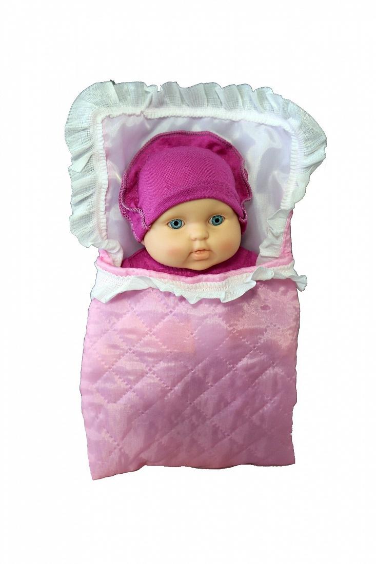 Кукла Карапуз 17, девочка, 20 смРусские куклы фабрики Весна<br>Кукла Карапуз 17, девочка, 20 см<br>