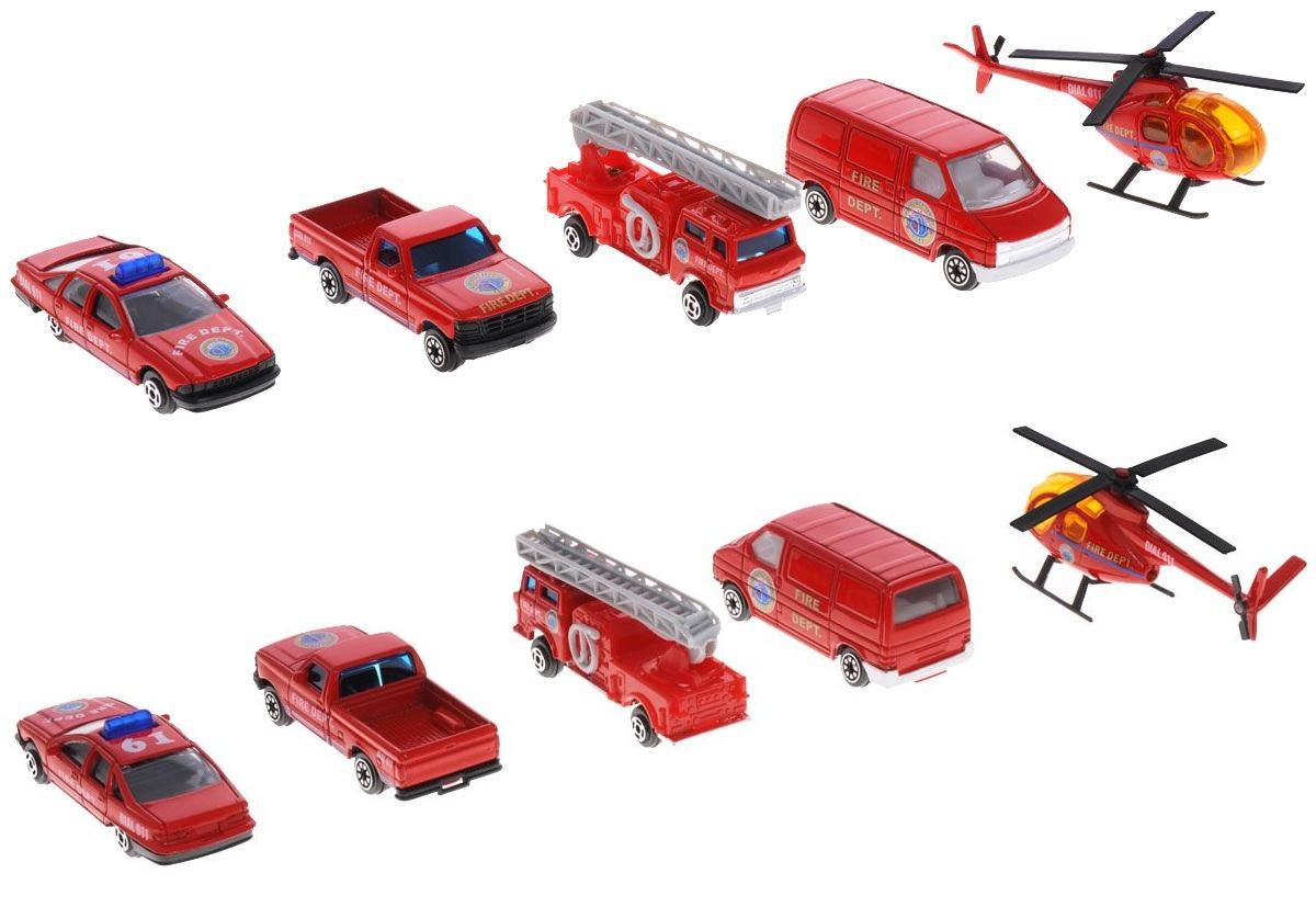 Игровой пожарный набор, 5 предметовИгровые наборы<br>Игровой пожарный набор, 5 предметов<br>