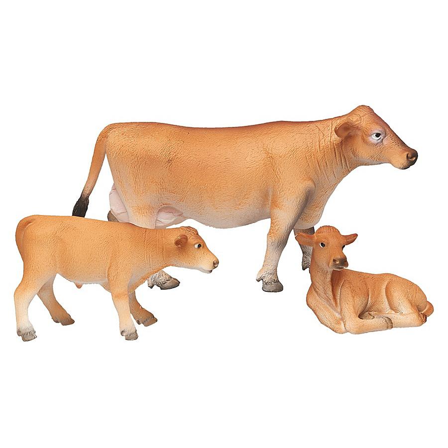 джерсийские коровы