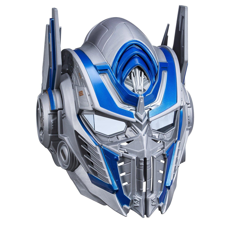 Игрушка из серии Трансформеры 5: Последний рыцарь - Шлем Оптимуса Прайма, звук