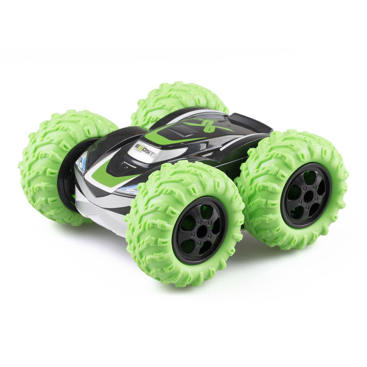 картинка Машина на радиоуправлении 360 Кросс 2 зеленая из серии Exost от магазина Bebikam.ru