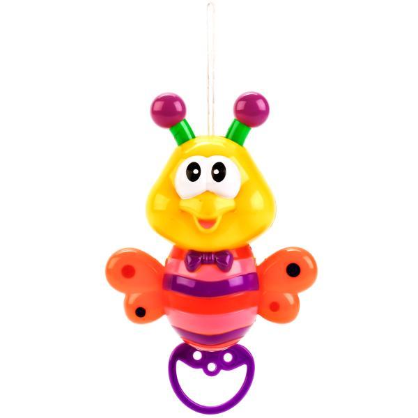 Игрушка развивающая музыкальная - Пчелка с механическим заводом