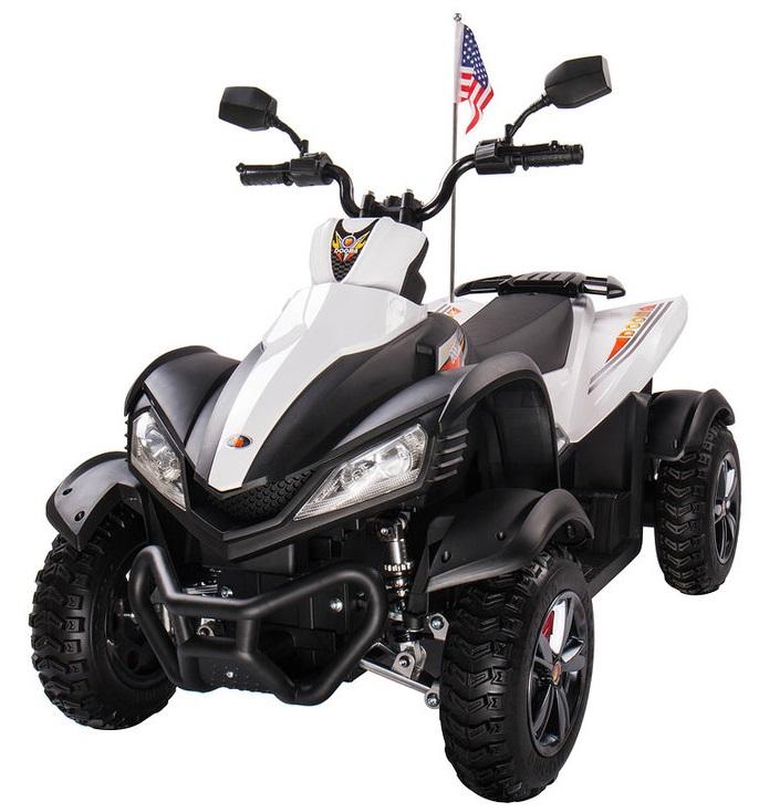 Купить Квадроцикл 268A ToyLand, цвет белый
