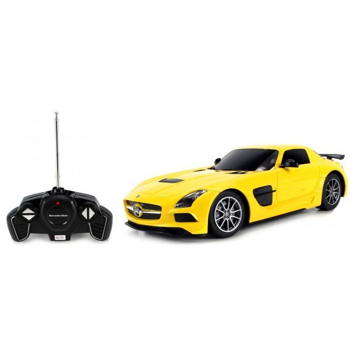 Радиоуправляемая машина -  Mercedes-Benz SLS AMG, масштаб 1:18Машины на р/у<br>Радиоуправляемая машина -  Mercedes-Benz SLS AMG, масштаб 1:18<br>