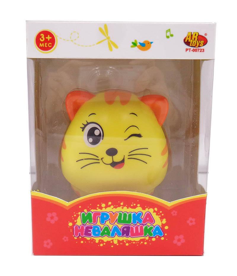 Неваляшка – Кошка, звукНеваляшки<br>Неваляшка – Кошка, звук<br>