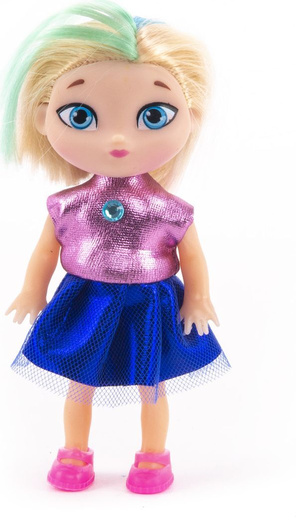 Купить Мини-кукла из серии Сказочный патруль - Снежка, 10 см.