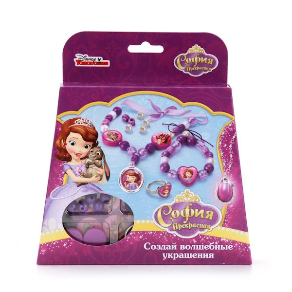 Набор Disney София Прекрасная - Создай волшебные украшения от Toyway