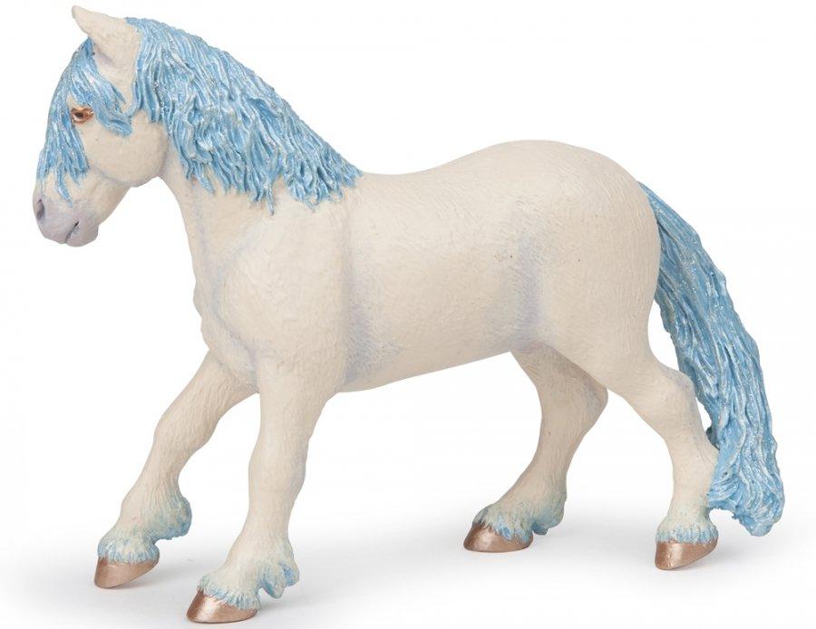 Фигурка - Волшебный пони, голубойЛошади (Horse)<br>Фигурка - Волшебный пони, голубой<br>