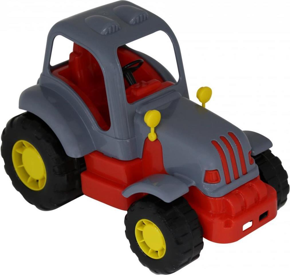 Трактор Силач, 28 см.Игрушечные тракторы<br>Трактор Силач, 28 см.<br>