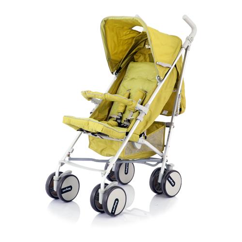 Коляска трость Premier, OliveДетские коляски Capella Jetem, Baby Care<br>Коляска трость Premier, Olive<br>