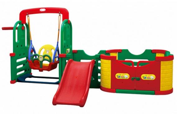 Детская игровая зона Happy Box Smart Park по цене 23 900