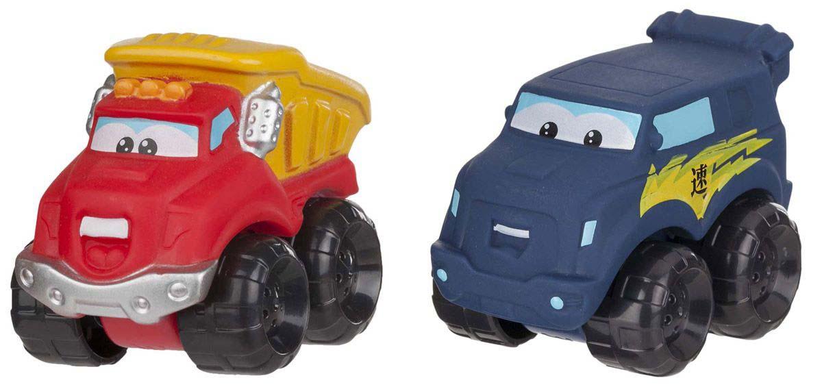 Машинки Chuck &amp; Friends – Чак и Соку, 5 смМашинки для малышей<br>Машинки Chuck &amp; Friends – Чак и Соку, 5 см<br>