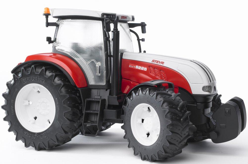 Трактор Bruder Steyr CVT 6230Тракторы и комбайны<br>Трактор Bruder Steyr CVT 6230<br>