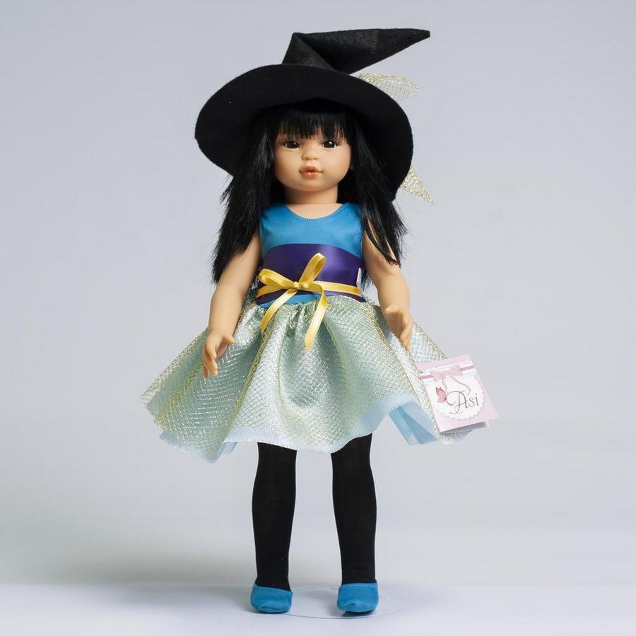 Купить Кукла Каори из серии Ведьмочки, 40 см, ASI