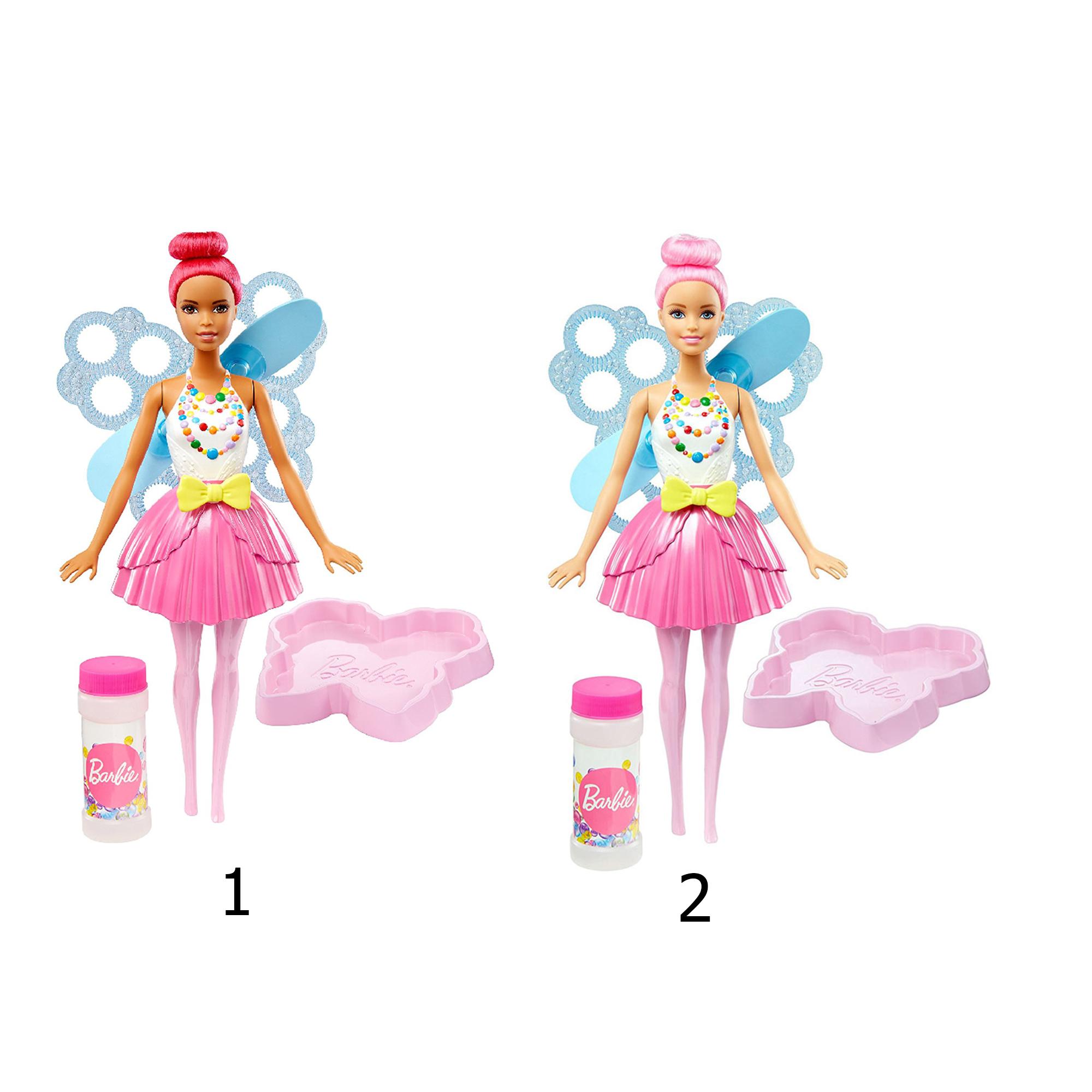 Barbie - Феи с волшебными пузырькамиКуклы Barbie (Барби)<br>Barbie - Феи с волшебными пузырьками<br>
